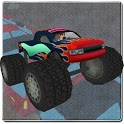 3D Monster Truck icon