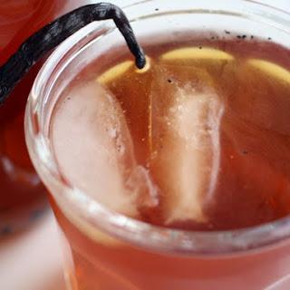 Sweet Vanilla Iced Tea.