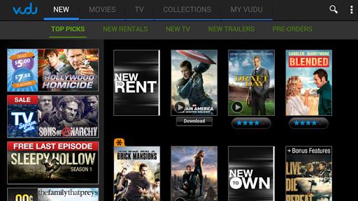 VUDU Movies and TV