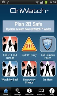 OnWatchOnCampus  Safety First - screenshot thumbnail