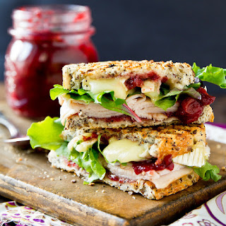 Turkey & Brie Cranwich