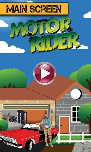 Motor Rider : Car Racing