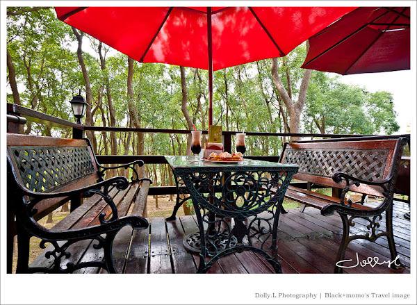 上田咖啡休閒莊園‧一杯咖啡坐擁山林