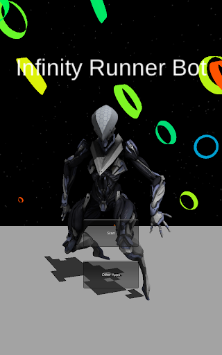 Infinity Runner Bot