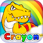 Crayon Kid's Painting 2 APK icon