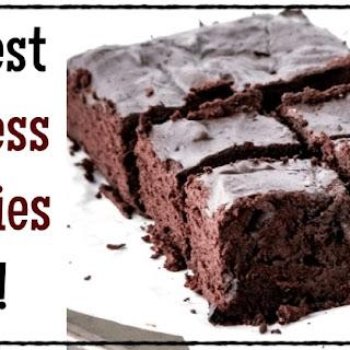 The Best Flourless Brownies.