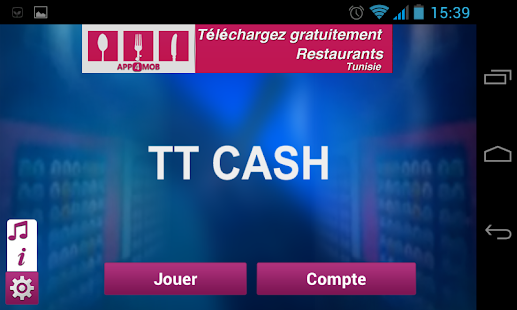 TT CASH - screenshot thumbnail