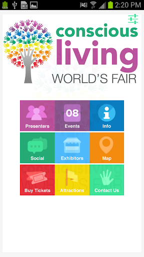 【免費娛樂App】Conscious Living World's Fair-APP點子