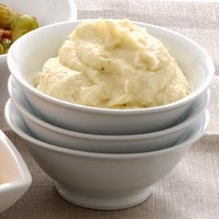 Puree of Potato and Celeriac with Garlic Recipe
