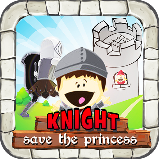 KNIGHT - Save the Princess LOGO-APP點子