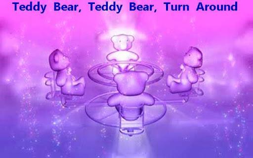 Kids Poem Teddy Bear