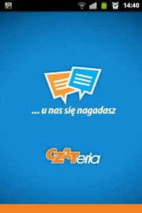 CZATeria - czat, chat online - screenshot thumbnail