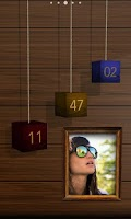 Screenshot of CUBE PENDANT FreeLiveWallpaper