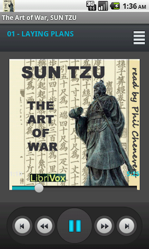 Art of War The Audio book