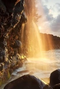 3D Waterfall Live Wallpapers - screenshot thumbnail