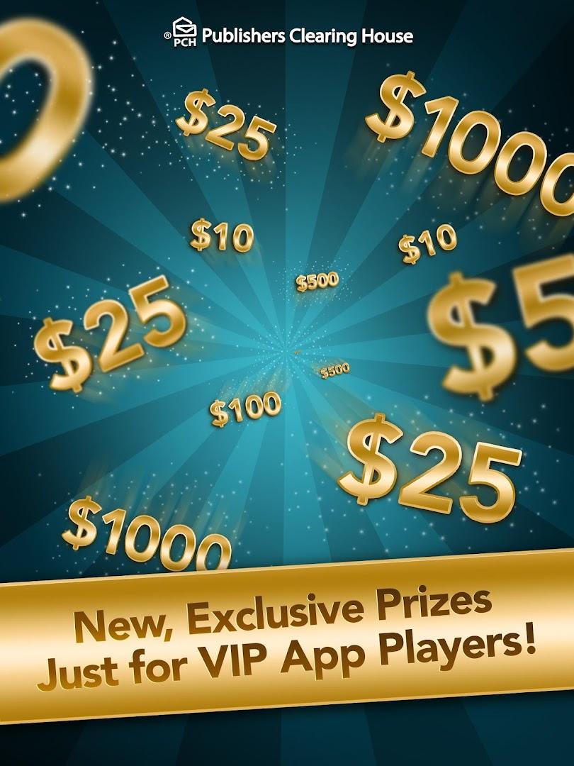 PCH VIP - Revenue & Download estimates - Google Play Store - US