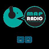 MAP Radio Fm 99 Mhz