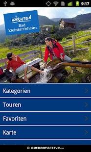 Bad Kleinkirchheim - Nockberge - screenshot thumbnail