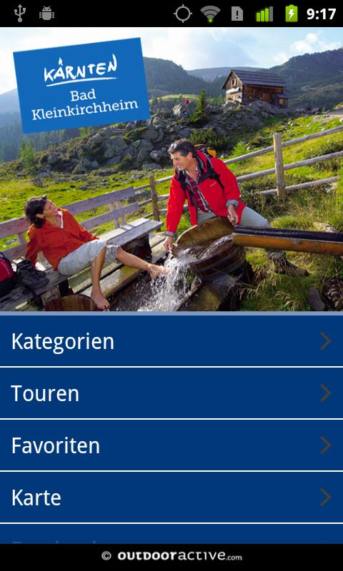 Bad Kleinkirchheim - Nockberge - screenshot