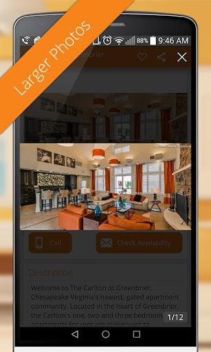 【免費生活App】Rentals by Homes.com-APP點子