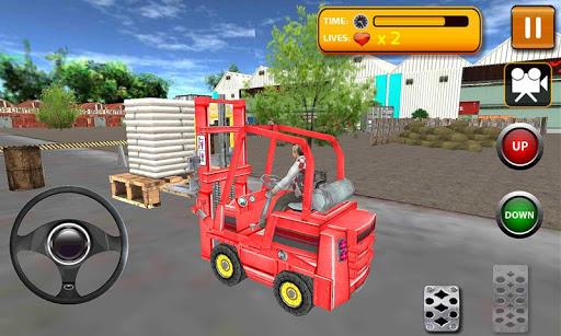 極端叉車模擬器3D