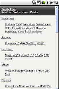 Punch Jump- screenshot thumbnail