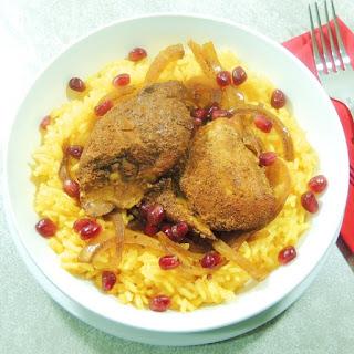 Slow Cooker Persian Chicken