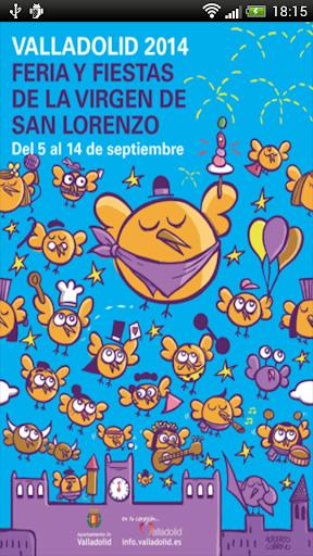 Fiestas de Valladolid 2014