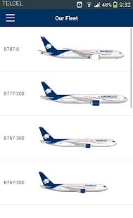 Aeromexico Mobile - screenshot thumbnail