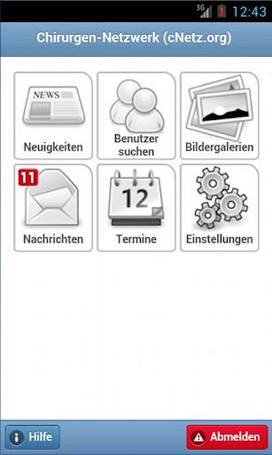 cNetz - Das Chirurgen-Netzwerk