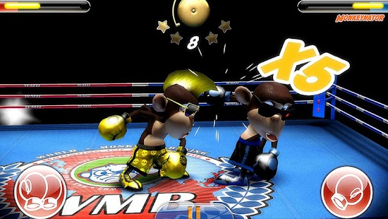 Monkey Boxing- screenshot thumbnail