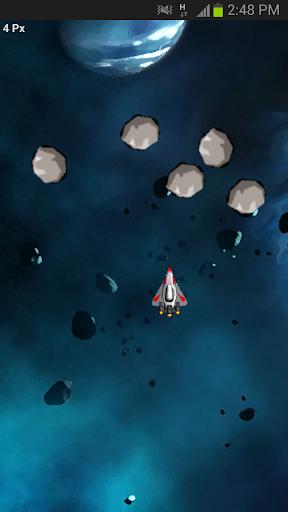 【免費街機App】Asteroid Leak-APP點子