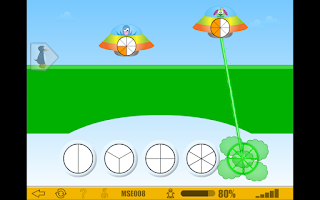 Screenshot of ST (JiJi) Math: School Version