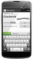 Screenshot of 9KWCaptcha