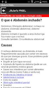 Bulário Bulas de Remédios FREE - screenshot thumbnail
