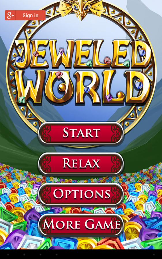 Jeweled World - screenshot