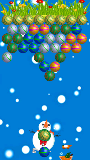 Bubble Shooter Game For Kids