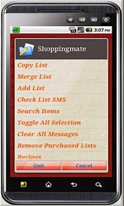 Shoppingmate Purchase Free screenshot 5