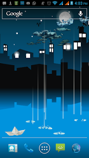Cool City Live Wallpaper Free - screenshot thumbnail