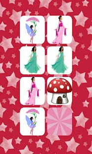 Princess Match Memory Game - screenshot thumbnail