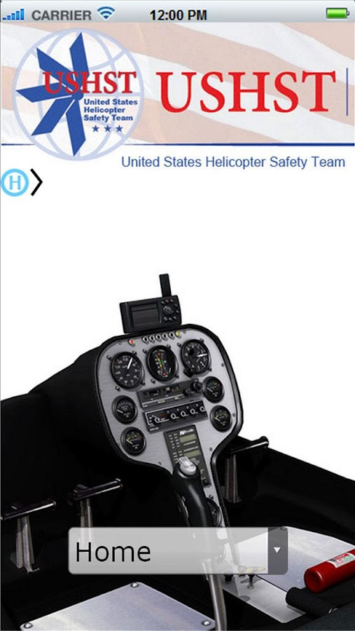 US Helicopter Safety Team - screenshot