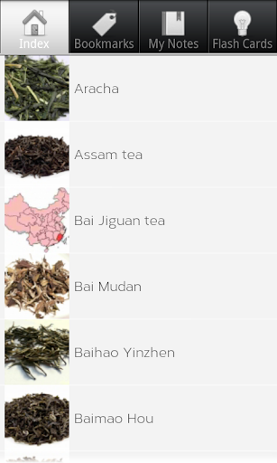 Tea Varieties: Types of Tea