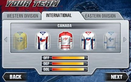 Hockey Nations 2011 THD Screenshot 4