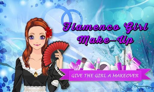Flamenco Girl Make Up Salon