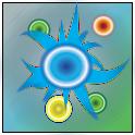 Bacteria Live Wallpaper Full logo