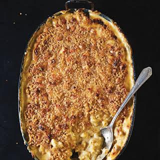 Truffled Macaroni and Cheese.