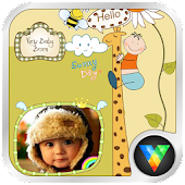 Giraffe Stickers LiveWallpaper