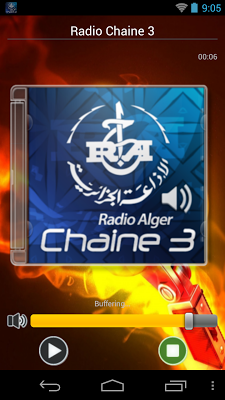 RADIO CHAINE 3 - screenshot