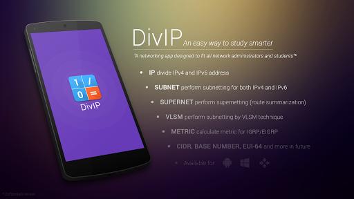 DivIP+ ★VLSM SUBNET IP CIDR