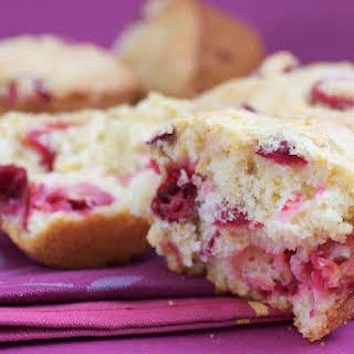 Orange Cranberry Muffins.